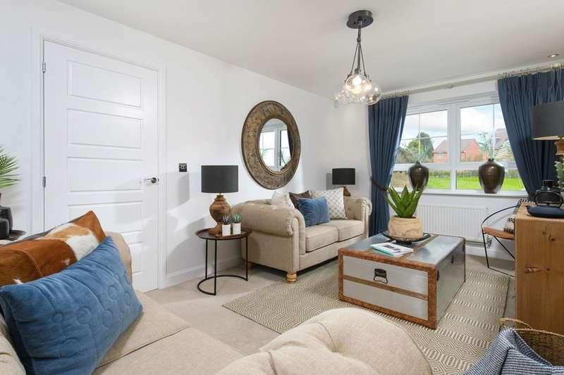 6 Bedrooms House for sale in Fircroft, Wigston Meadows, Newton Lane, Wigston, WIGSTON, LE18 3SH