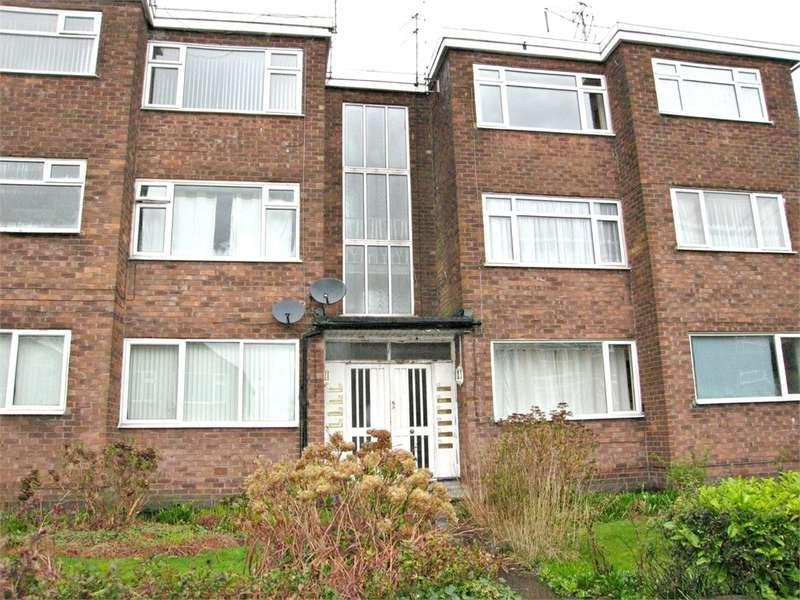 1 Bedroom Flat for rent in Baguley Crescent, Middleton, MANCHESTER, Lancashire