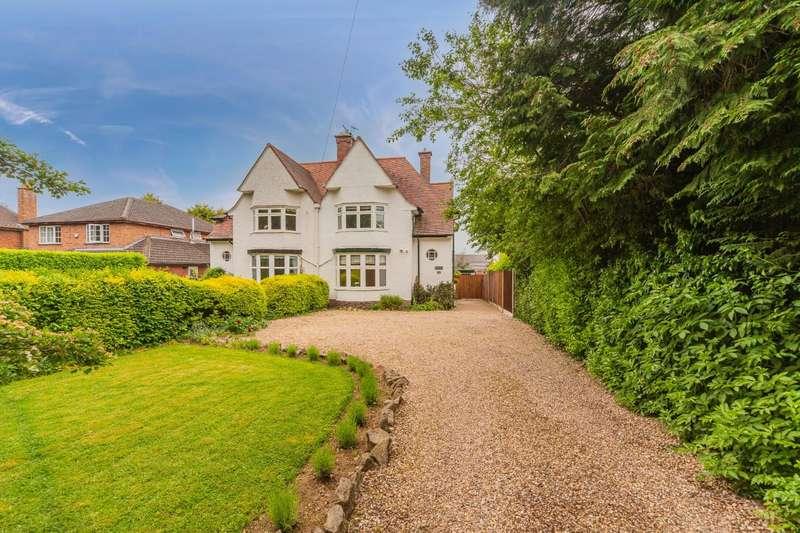 3 Bedrooms Property for sale in Lutterworth Road, Aylestone