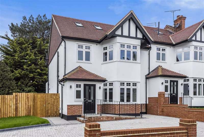 3 Bedrooms Semi Detached House for sale in Mayfield Avenue, North Finchley, London