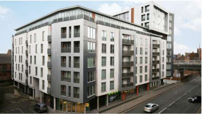 2 Bedrooms Apartment Flat for rent in The Picture Works, Nottingham