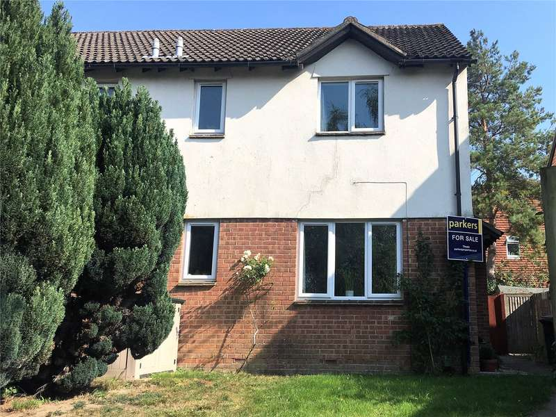 1 Bedroom House for sale in Caistor Close, Calcot, Reading, Berkshire, RG31