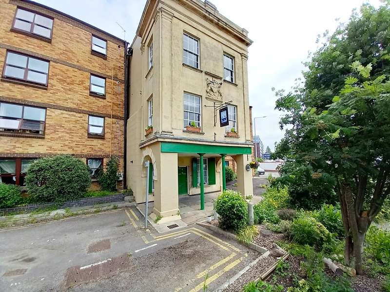 1 Bedroom Ground Flat for sale in The Old Custom House