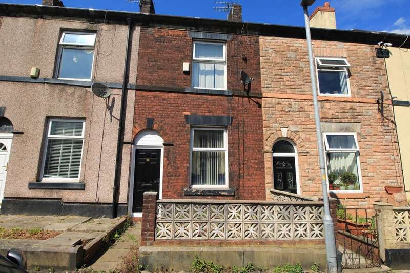 2 Bedrooms Terraced House for sale in Merton Street, Bury, BL8
