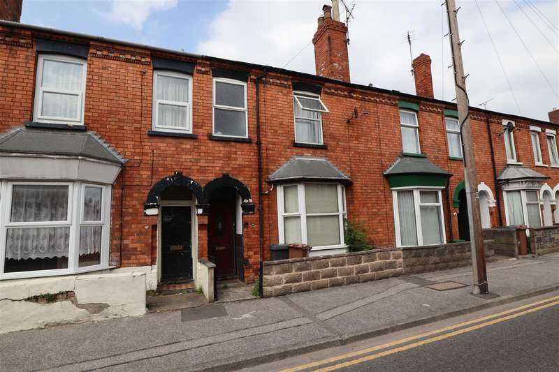 3 Bedrooms Terraced House for sale in Dixon Street, Lincoln