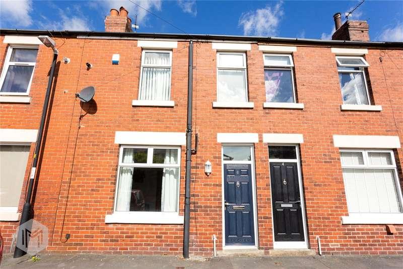 2 Bedrooms Terraced House for sale in Howard Road, Chorley, PR7