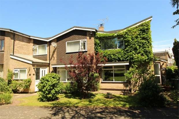 5 Bedrooms End Of Terrace House for sale in Lutterworth
