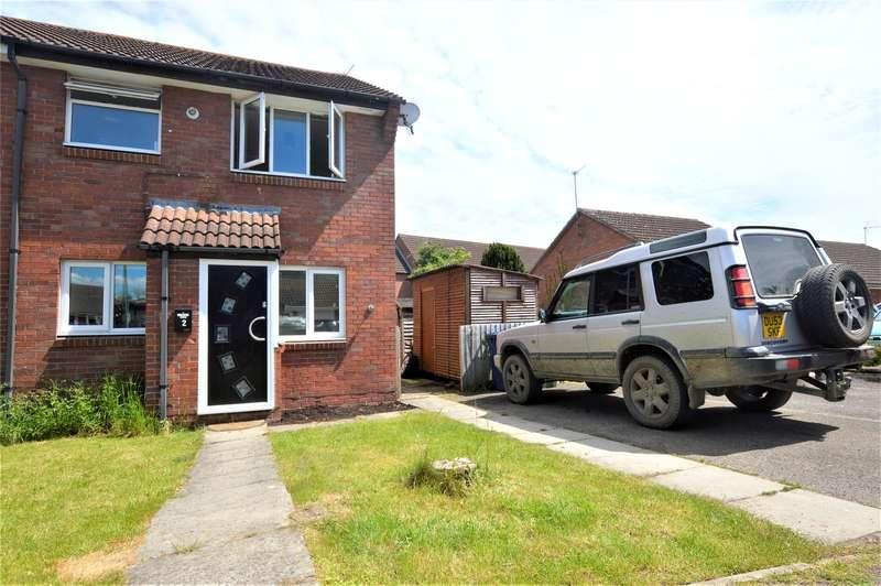 1 Bedroom End Of Terrace House for sale in Bevan Gardens, Northway, TEWKESBURY, Gloucestershire, GL20