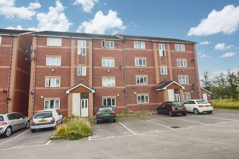 2 Bedrooms Property for sale in Worsley Gardens, Mountain Street, Walkden