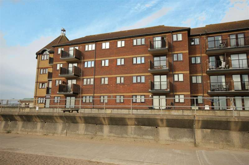 2 Bedrooms Flat for sale in Queens Park Close., Mablethorpe