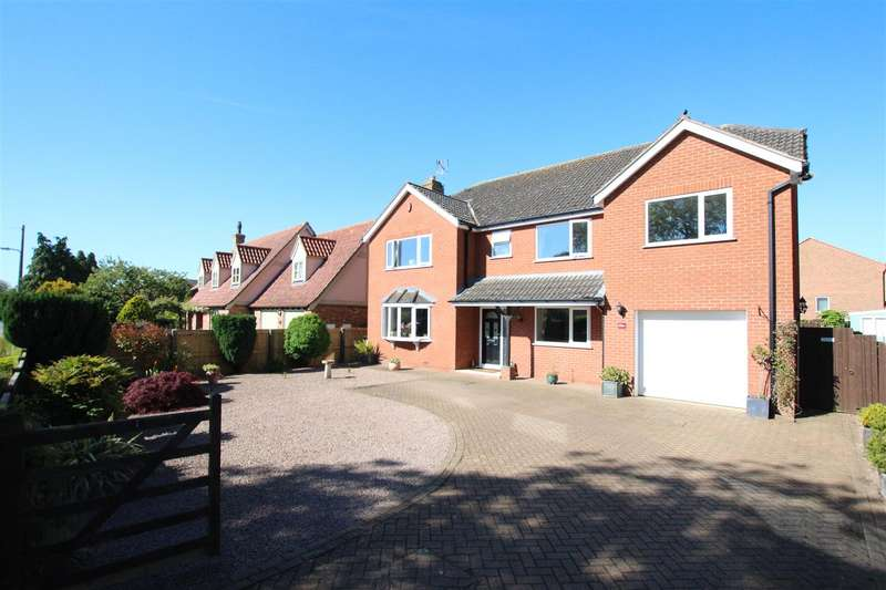 4 Bedrooms Detached House for sale in Prebend Lane, Welton, Lincoln