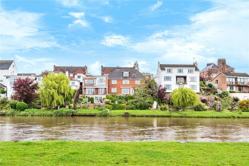 4 Bedrooms Semi Detached House for sale in Countess Wear Road, Exeter, EX2