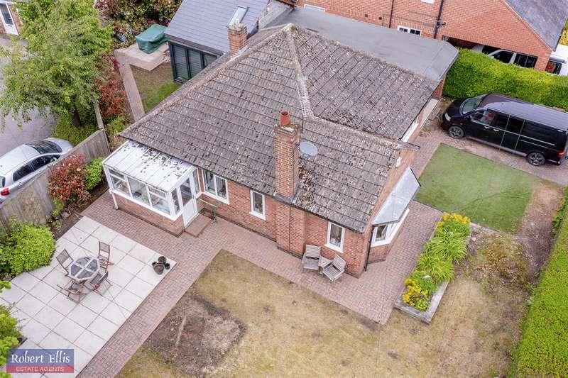 3 Bedrooms Bungalow for sale in Hampden Grove, Beeston