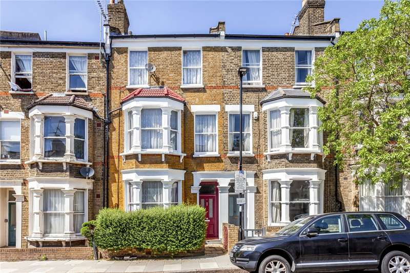 5 Bedrooms Terraced House for sale in Witherington Road, London, N5
