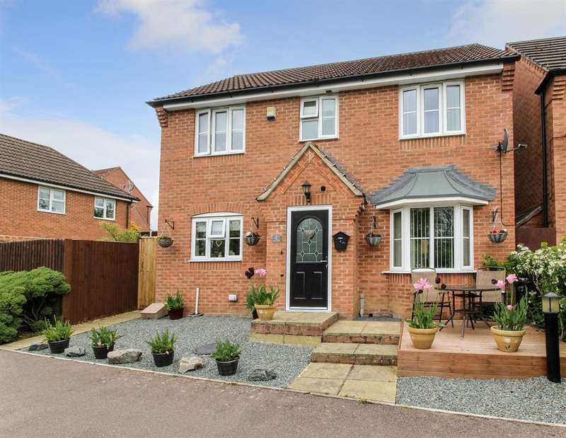 4 Bedrooms Detached House for sale in Halifax Road, Spilsby, Lincs, PE23 5GE