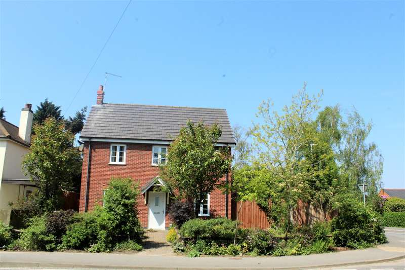 3 Bedrooms Detached House for sale in Partney Road, Spilsby, Lincolnshire, PE23 5EH