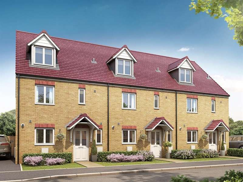 4 Bedrooms House for sale in The Leicester, Appleyard Park, Fleckney Road, Fleckney, LE8 8DF