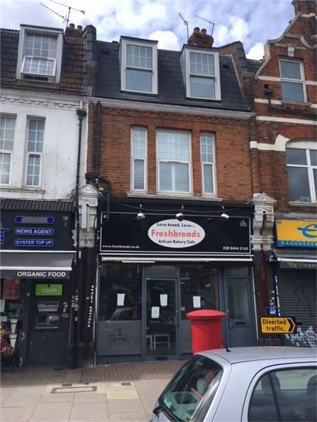 Commercial Property for sale in Colney Hatch Lane, London, N10