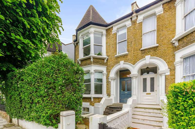 1 Bedroom Flat for rent in Ossian Road, Crouch End, N4
