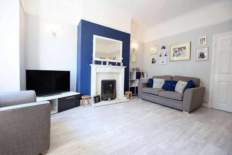 3 Bedrooms Terraced House for sale in Denmark Road, Lytham St. Annes