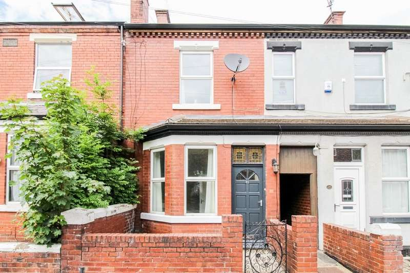4 Bedrooms Terraced House for sale in Lincoln Street, Wakefield