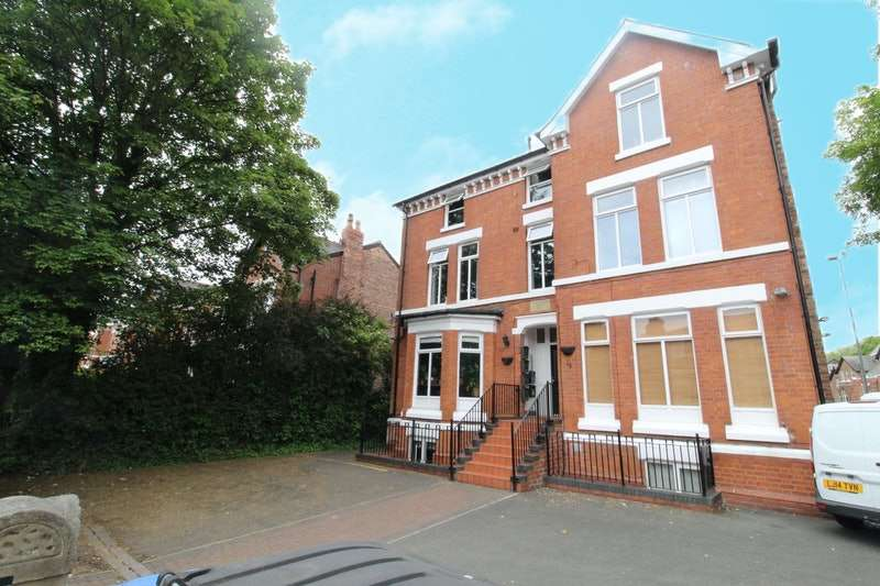 1 Bedroom Flat for sale in Whitelow Road, Manchester, Greater Manchester, M21