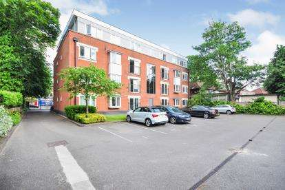 2 Bedrooms Flat for sale in Ollerton Court, 175 Manchester Road, Chorlton, Manchester