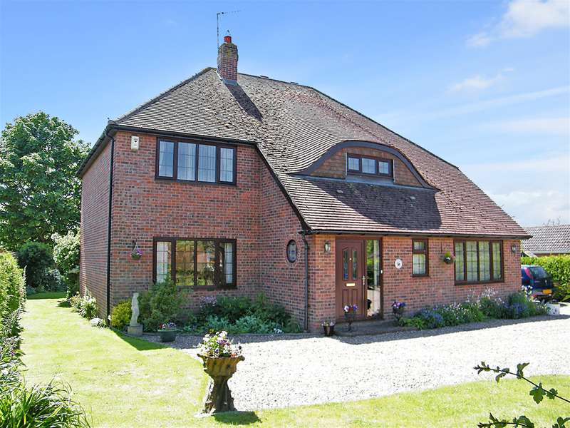4 Bedrooms Detached House for sale in Gunby Road, Orby, Skegness, PE24 5HT