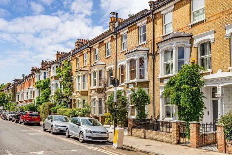 5 Bedrooms Terraced House for sale in Aubert Park, London N5