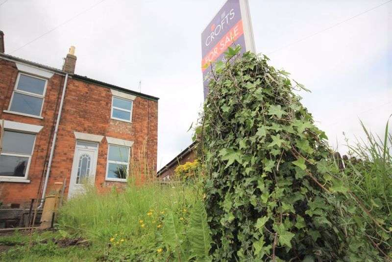 2 Bedrooms Property for sale in CHURCH STREET, LOUTH