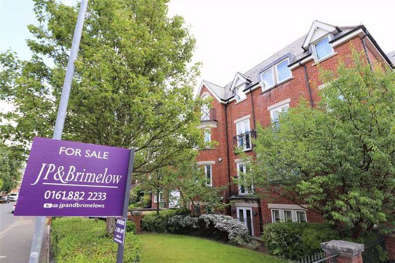 2 Bedrooms Apartment Flat for sale in 17 Whitelow Road, Chorlton, Manchester, M21