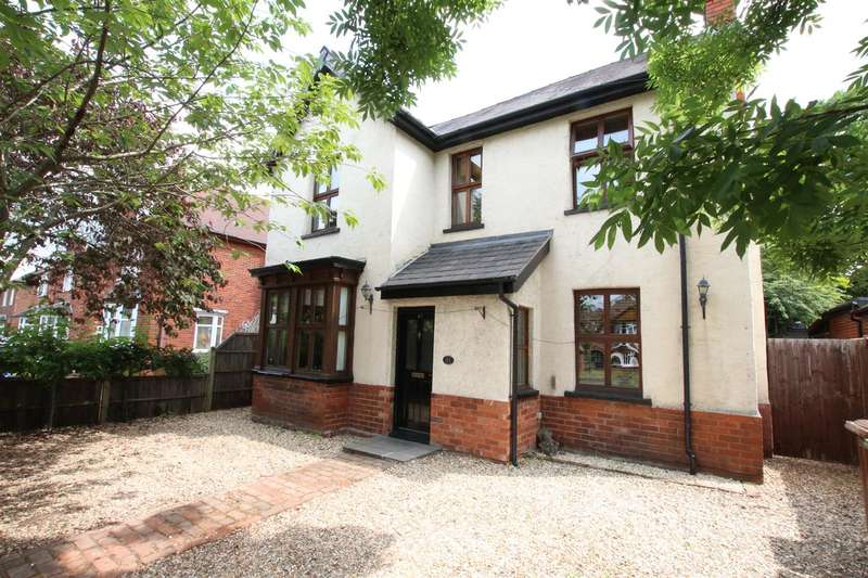 4 Bedrooms Detached House for sale in Brant Road, Lincoln