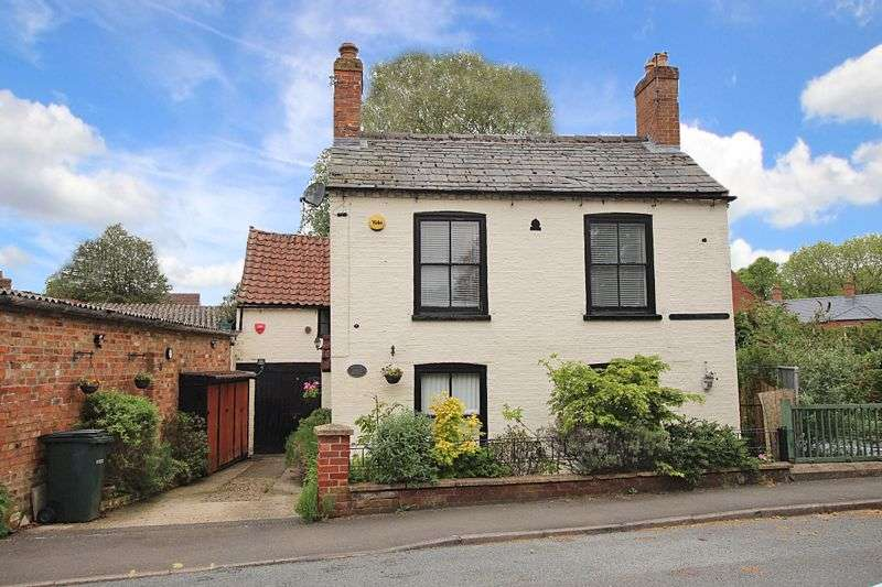 4 Bedrooms Property for sale in STANHOPE ROAD, HORNCASTLE