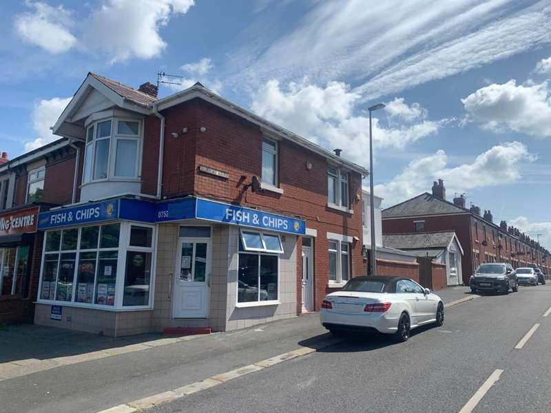 Cafe Commercial for sale in Layton Road, Blackpool, FY3 8EA