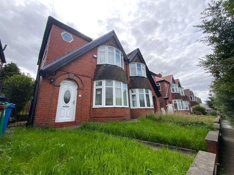 3 Bedrooms Property for rent in Victoria Avenue East, Manchester