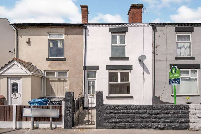 2 Bedrooms Terraced House for rent in Worsley Road North, Worsley, Manchester, M28