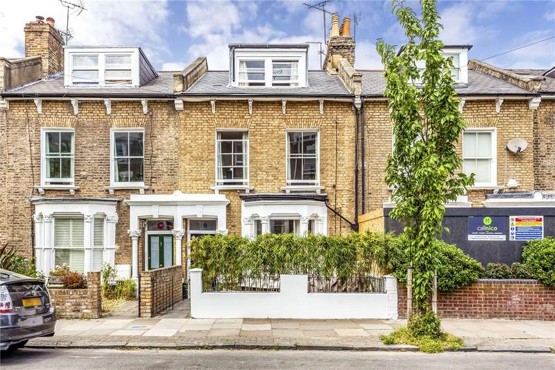 4 Bedrooms Terraced House for sale in Riversdale Road, London, N5