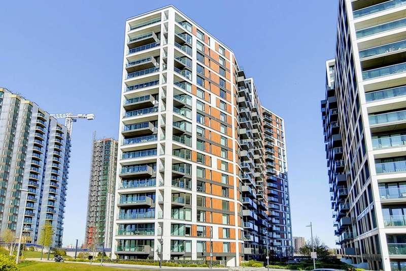 1 Bedroom Flat for rent in Judde House, Woolwich Riverside, SE18