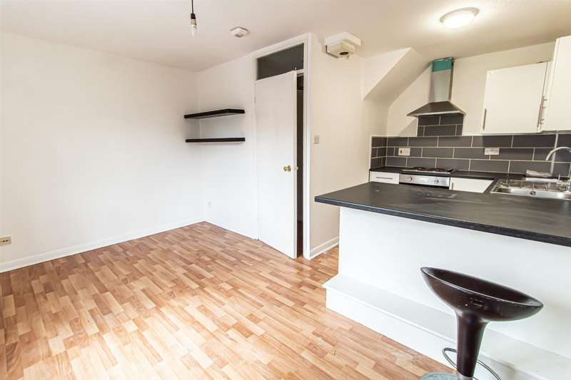 1 Bedroom Flat for sale in Kingfisher Wharf, Castle Marina, Nottingham