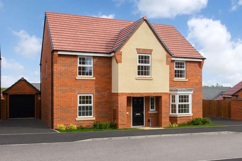 4 Bedrooms House for sale in Winstone, DWH at Romans Quarter, Dunsmore Avenue, Bingham, NOTTINGHAM, NG13 8HP