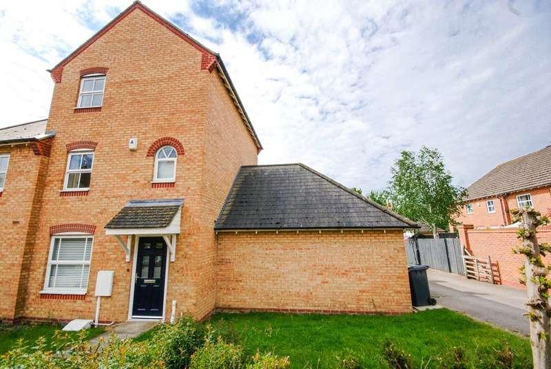 4 Bedrooms Property for sale in Sorrel Road, Witham St. Hughs LN6