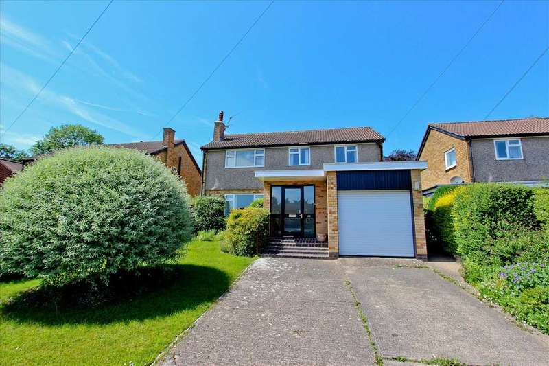 4 Bedrooms Detached House for sale in Latimer Road, Cropston