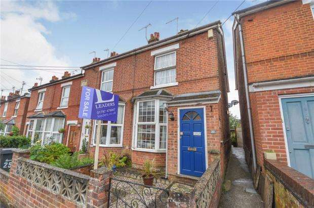 2 Bedrooms End Of Terrace House for sale in Stanley Road, Halstead, Essex