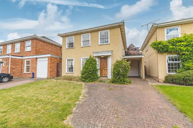 4 Bedrooms House for sale in Cotswold Close, Maidenhead