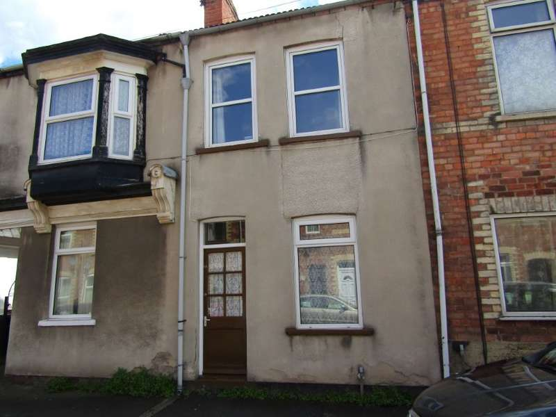 2 Bedrooms Terraced House for sale in 14 Carlisle Street, Gainsborough, Lincolnshire