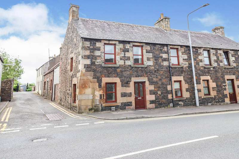 3 Bedrooms Terraced House for sale in Cupar Road, Auchtermuchty, KY14