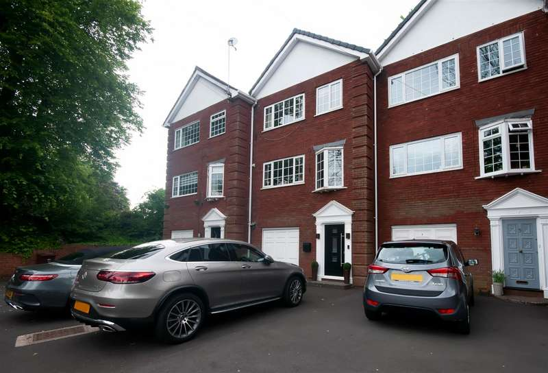 4 Bedrooms Town House for sale in St. Anns Road, Prestwich, Manchester