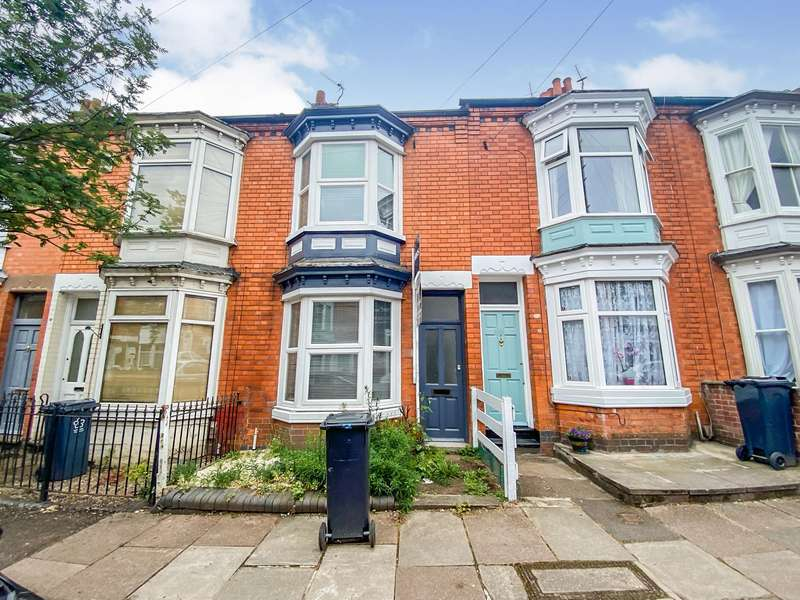 3 Bedrooms Terraced House for rent in Cambridge Street, Leicester,