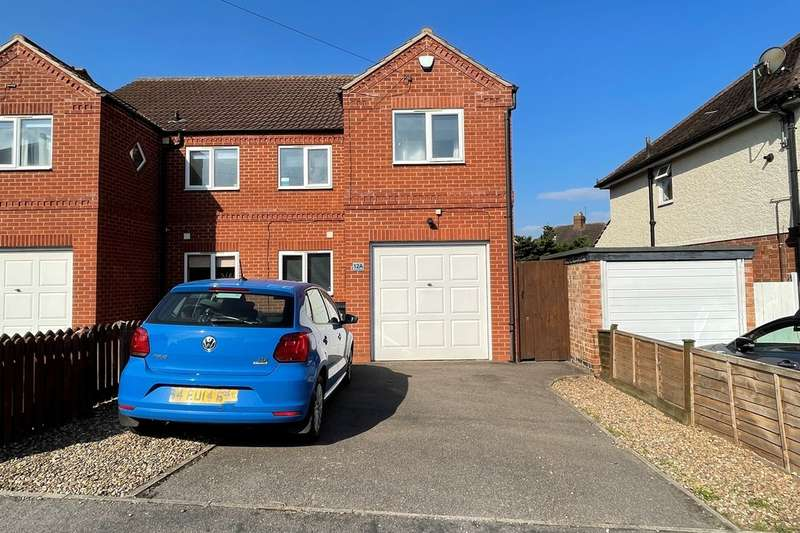3 Bedrooms Semi Detached House for sale in Brightside Avenue, Melton Mowbray