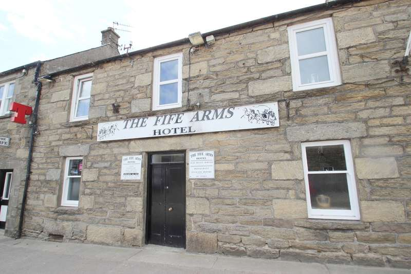 7 Bedrooms Hotel Commercial for sale in Regent Street, Keith, AB55
